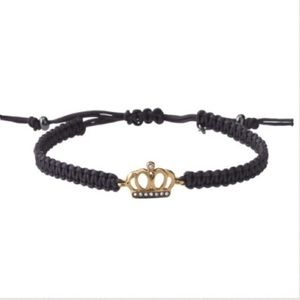 Stella & Dot Elizabeth Crown Bracelet